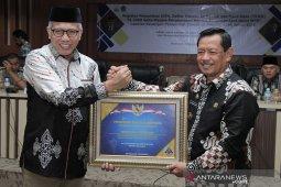 Pemko Sabang kembali terima penghargaan dari Kementerian Keuangan