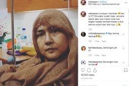 Ria Irawan meninggal akibat kanker kelenjar getah bening