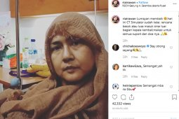 Aktris Ria Irawan meninggal dunia