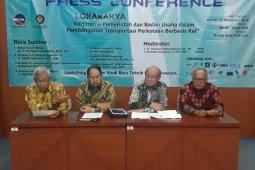 Universitas Pancasila membuka Program Studi Teknik Perkeretaapian