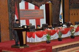 Gubernur Jambi apresiasi semangat dewan pertajam program pembangunan