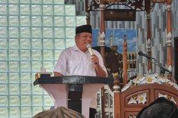 Bupati Muda bangga Masjid Misbahuddin Kalimas dari hasil panen