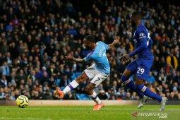 Hasil Liga Inggris, City menang 2-1 atas Chelsea