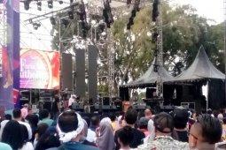 Fariz RM senang atas antusias penonton The 90's Festival