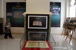 Pameran koleksi sejarah Islam
