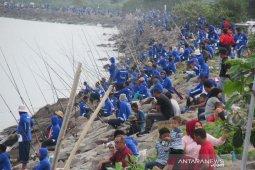 Seribu pemancing berebut hadiah umrah di Banda Aceh