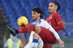 Liga Italia, Smalling bawa Roma taklukan Brescia 3-0