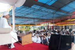 Buya Yahya berpesan pada umat muslim di Bogor agar teladani sifat Rasul