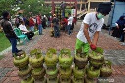 Untuk Palu, Pertamina alokasikan 12.000 metrikton elpiji bersubsidi