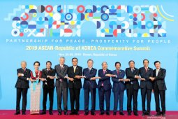 Presiden Jokowi hadiri KTT ASEAN-ROK di Busan Korsel