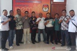 KPU ajak PWI bersinergi pantau Pilkada Tanjungbalai 2020