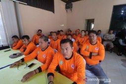 BPBD Kutim gelar pelatihan alat komunikasi pencegahan karhutla