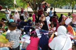 Perpusling YABN ajak anak peduli lingkungan