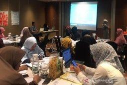 50 orang pelaku UMKM dari Jabodetabek ikuti pelatihan dan klinik hukum