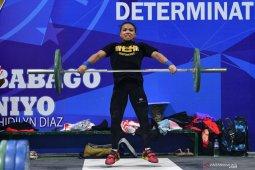 SEA Games 2019, Lifter Lisa Setiawati sumbangkan perak untuk Indonesia