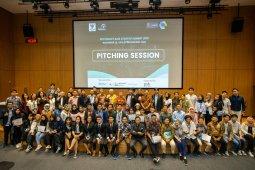 Mahasiswa Perbankan Vokasi UI didorong untuk berkiprah di forum global