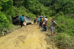Masyarakat Tanjung Soke Idamkan Miliki Akses Jalan Bagus