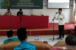 Pemkab Aceh Tengah persiapkan Qanun RDTR Takengon