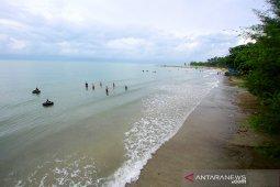 Obyek WIsata Pantai Sarang Tiung Kotabaru