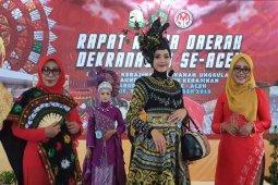 Dekranasda Aceh Tengah raih empatkategori juara