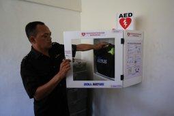 Alat pacu jantung lengkapi fasilitas publik di Surabaya