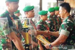 Kodim Nagan Raya raih juara dua nasional lomba pembinaan teritorial