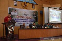 Aceh Tengah terbitkan Perbub pembiayaan pendaftaran tanah