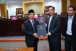 Pemerintah Kota Pontianak usulkan 31 raperda tahun 2020