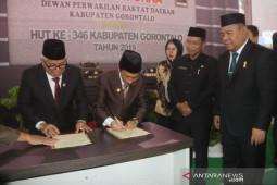 Pemkab Gorontalo dan Bolmut jalin kerja sama lintas daerah