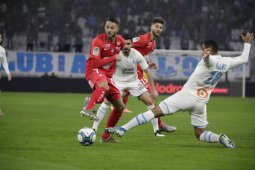 Villas-Boas sempat khawatir karena gempuran menit-menit akhir Brest