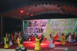Bupati Balangan Apresiasi acara Kariwaya Bekarasmin
