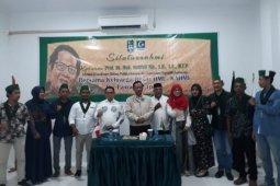 Mahfud MD silahturahim ke HMI dan KAHMI Papua