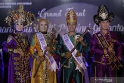 Audia dan Ibnu dinobatkan Nou Uti Gorontalo 2019