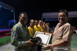 Daftar Penerima Penghargaan Penyajian Informasi Publik Kabupaten Balangan 2019