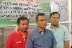 Terpilih ketua PISPI Aceh, Azanuddin diminta genjot produksi hasil pertanian