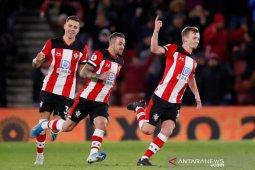 Liga Inggris, Southampton bangkit atasi Watford, Palace bungkam Burnley