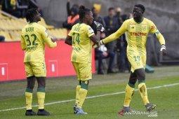 Nantes akhiri catatan nirkemenangan lima laga