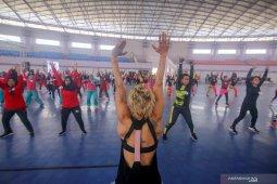 Kompetisi aerobik dan zumba