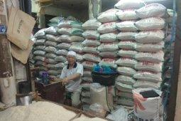 Harga beras di Lebak stabil dan pasokan beras melimpah