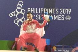 SEA Games 2019, Eko Yuli Irawan rebut medali emas angkat besi