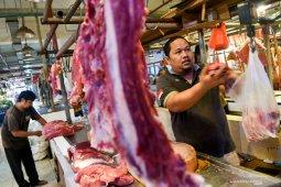 Harga daging sapi di Bengkulu diprediksi normal hingga akhir tahun