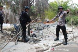 Polda Jambi tutup puluhan lubang sumur tambang ilegal