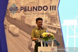Kementan-Pelindo bersinergi genjot ekspor