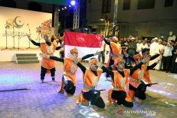 Indonesia tampilkan budaya tradisional pada perayaan 50 tahun OKI di Arab Saudi