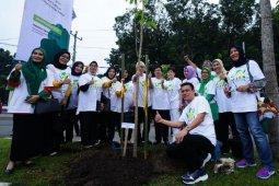 Universitas Sumatera Utara umumkan jadi Kampus  Hijau