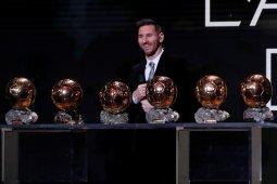 Peraih Ballon D'Or 2019