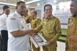 Dana Desa DI Maluku 2019 sebesar Rp1,12 triliun