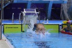 Siman Sudartawa bertekad rebut emas  SEA Games