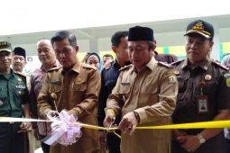 Wali Kota Syafrudin resmikan beroperasinnya RSUD Kota Serang