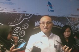 Len Industri siap bangun pabrik panel surya senilai Rp1 triliun